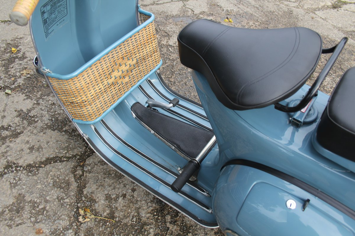 1962 Piaggio Vespa VBB 150, Stunning Example For Sale (picture 6 of 6)