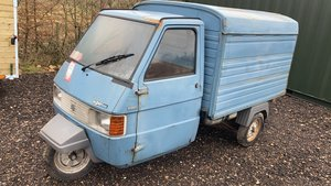 Picture of 1980 Piaggio Ape TM 703 For Sale