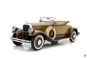 1929 PIERCE ARROW MODEL 125 ROADSTER