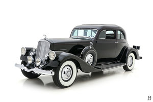 1934  PIERCE ARROW SILVER ARROW TWELVE COUPE