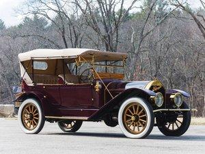 1912 Pierce-Arrow Model 66-QQ Five-Passenger Touring