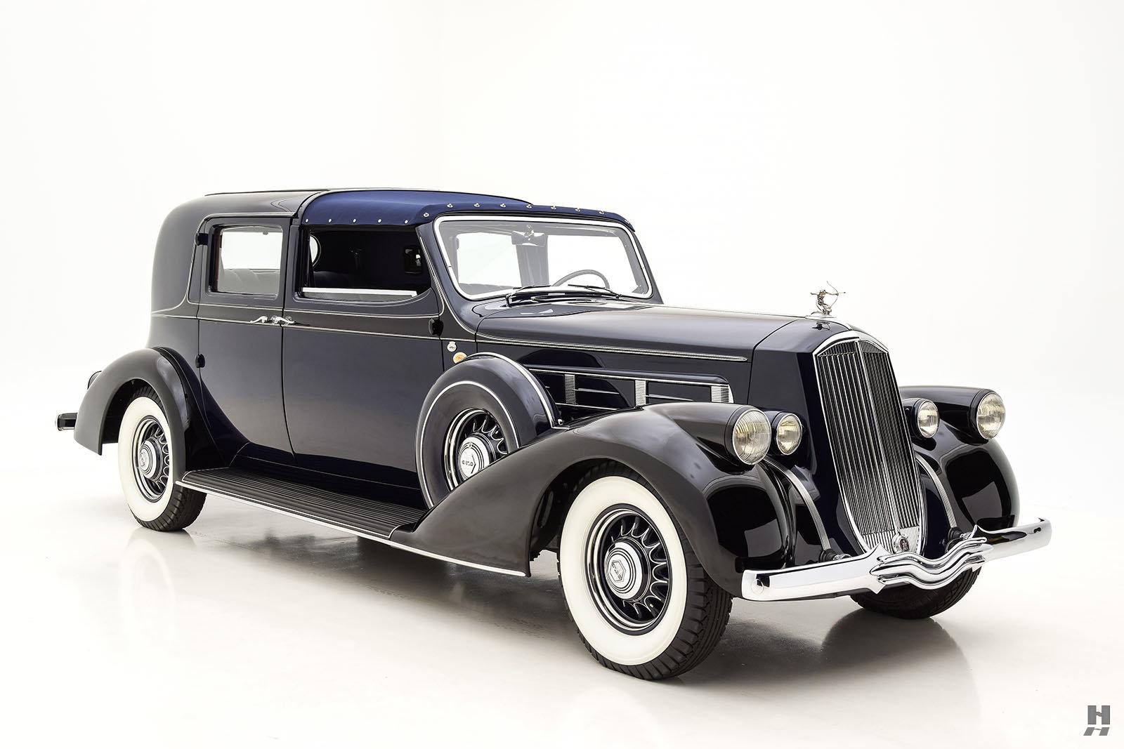 1936 PIERCE ARROW SALON TWELVE TOWN CAR BY DERHAM For Sale (picture 2 of 6)