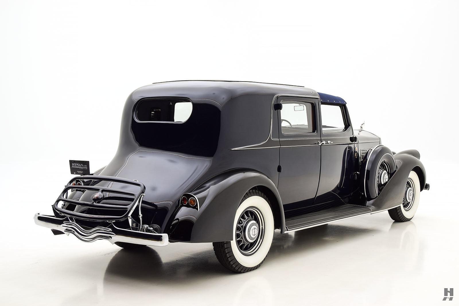 1936 PIERCE ARROW SALON TWELVE TOWN CAR BY DERHAM For Sale (picture 5 of 6)