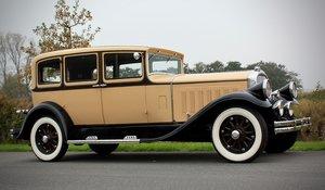 1929 Pierce Arrow Model 125 4 Door Sedan  €44500