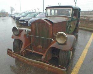 1930 Pierce-Arrow 4S Limousine project for sale. For Sale