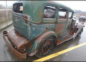 1930 Pierce-Arrow 4S Limousine project for sale. For Sale (picture 3 of 5)