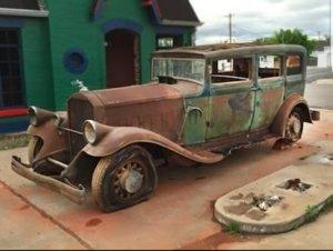 1930 Pierce-Arrow 4S Limousine project for sale. For Sale (picture 5 of 5)