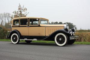 Picture of Pierce Arrow Model 125 4 Door Sedan 1929 €44500 For Sale