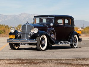 Picture of 1932 Pierce-Arrow Model 52 Custom Club Berline  For Sale by Auction