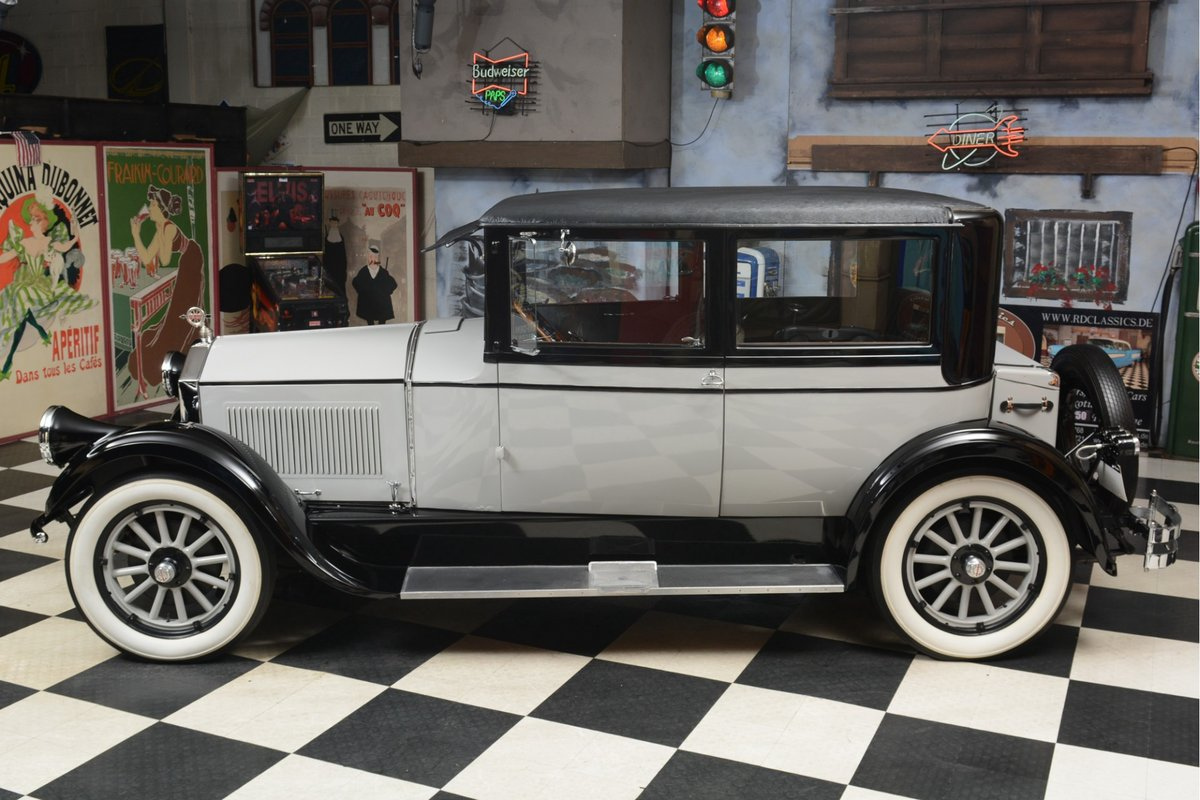 1926 Pierce Arrow Series 80 For Sale (picture 5 of 12)
