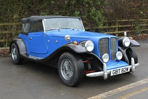 Picture of 1980 Pilgrim Family Tourer For Sale by Auction