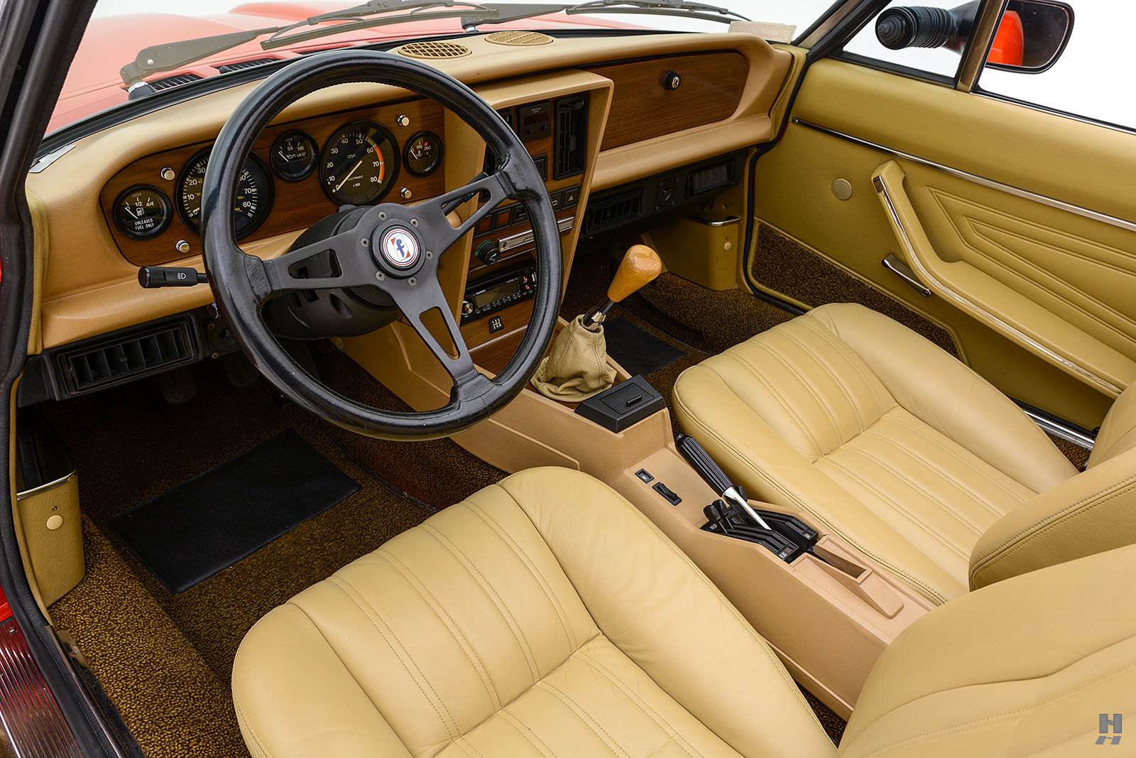 1984 PININFARINA SPIDER AZZURRA CABRIOLET For Sale (picture 4 of 6)