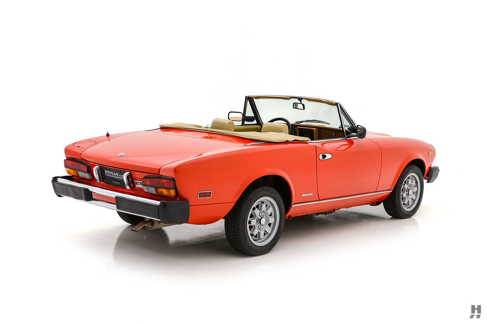 1984 PININFARINA SPIDER AZZURRA CABRIOLET For Sale (picture 5 of 6)
