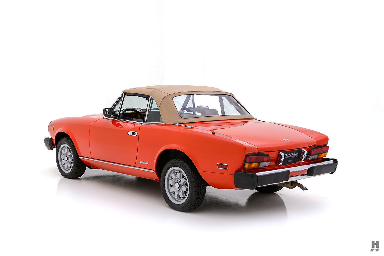 1984 PININFARINA SPIDER AZZURRA CABRIOLET For Sale (picture 6 of 6)