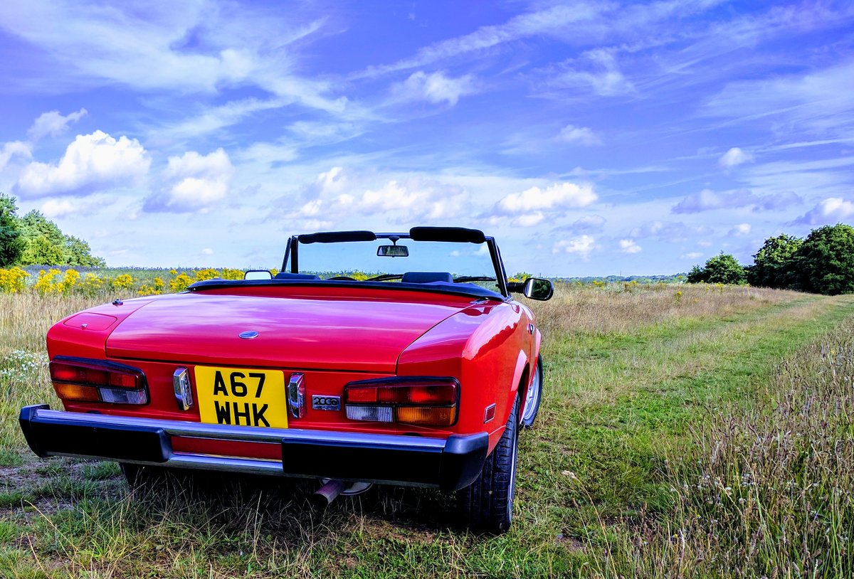1984 Aka Fiat 124 Spider For Sale (picture 4 of 5)