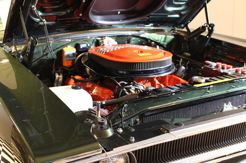 1970 Plymouth Roadrunner 440+6 4 speed in Concours condition For Sale (picture 3 of 6)