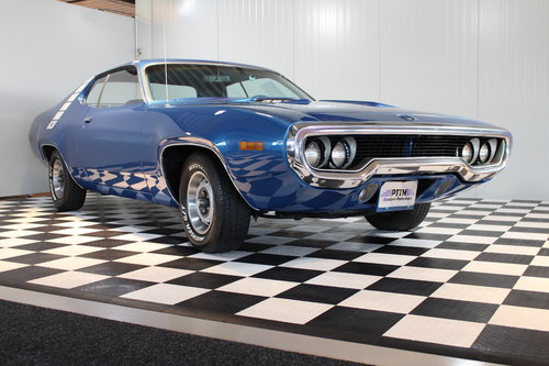 1971 71 'Plymouth Roadrunner 4 speed & numbers match restored For Sale (picture 2 of 6)
