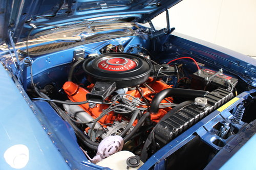 1971 71 'Plymouth Roadrunner 4 speed & numbers match restored For Sale (picture 3 of 6)