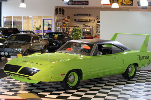 1970 Plymouth SUPERBIRD 440- 4 speed numbers matching car For Sale (picture 1 of 6)