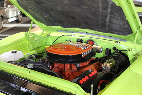 1970 Plymouth SUPERBIRD 440- 4 speed numbers matching car For Sale (picture 4 of 6)