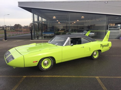 1970 Plymouth SUPERBIRD 440- 4 speed numbers matching car For Sale (picture 5 of 6)
