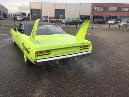 1970 Plymouth SUPERBIRD 440- 4 speed numbers matching car For Sale (picture 6 of 6)