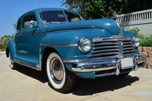 1942 Plymouth Special Deluxe 5-W Coupe For Sale (picture 1 of 6)