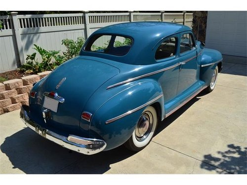 1942 Plymouth Special Deluxe 5-W Coupe For Sale (picture 2 of 6)