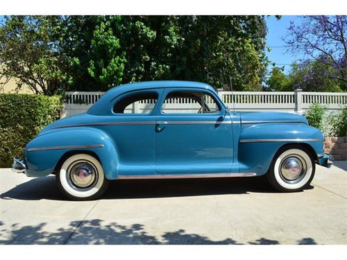 1942 Plymouth Special Deluxe 5-W Coupe For Sale (picture 3 of 6)