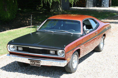 1970 Plymouth Duster 340 V8 Mopar. Now Sold,More Wanted For Sale (picture 1 of 6)