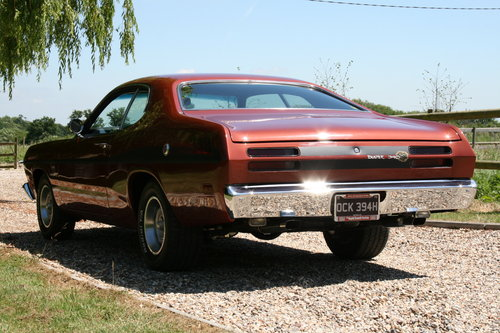 1970 Plymouth Duster 340 V8 Mopar. Now Sold,More Wanted For Sale (picture 6 of 6)