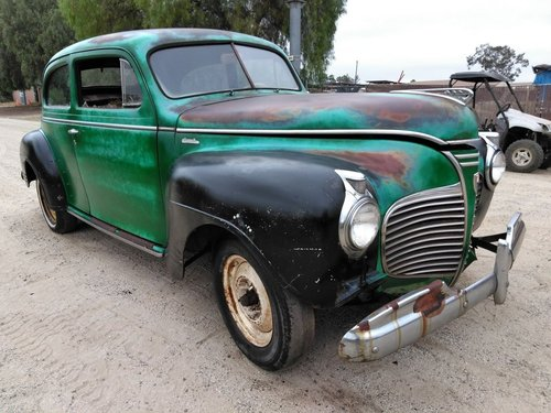 1941 Plymouth Special De Luxe For Sale (picture 1 of 6)