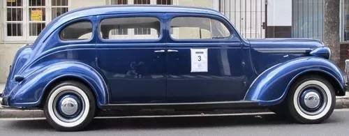 1938 Plymouth Limousine EXCELLENT CONDITIONS! For Sale (picture 2 of 4)