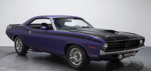 1970 Plymouth AAR Cuda   For Sale (picture 1 of 6)
