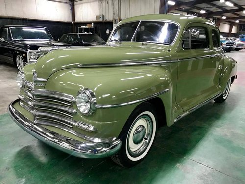 1948 Plymouth Special Deluxe Coupe For Sale (picture 1 of 6)