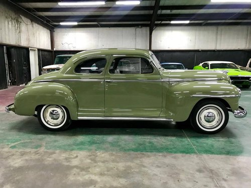 1948 Plymouth Special Deluxe Coupe For Sale (picture 2 of 6)