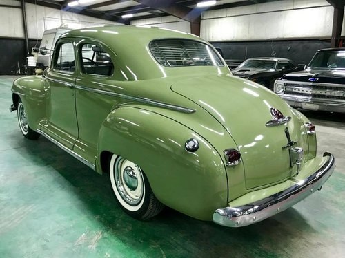 1948 Plymouth Special Deluxe Coupe For Sale (picture 3 of 6)