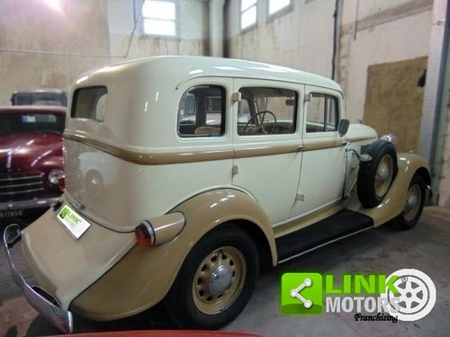 Plymouth Deluxe PE Sedan, immatricolata anno 1934 in Urugua For Sale (picture 4 of 6)