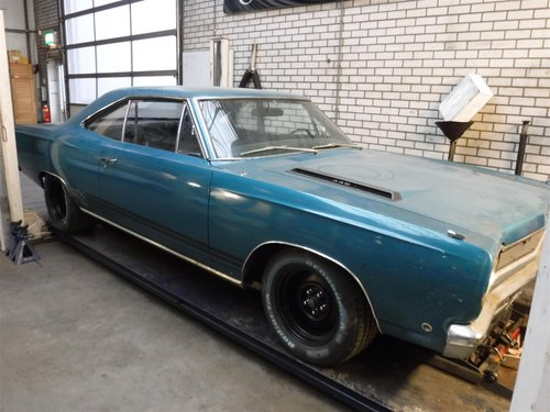 1968 Plymouth GTX 440 '68 For Sale (picture 1 of 6)