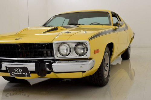 1973 Plymouth Roadrunner 2D Hardtop Coupe For Sale (picture 1 of 6)