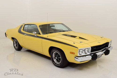 1973 Plymouth Roadrunner 2D Hardtop Coupe For Sale (picture 2 of 6)