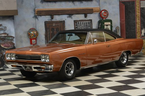 1969 Plymouth Sport Satellite 383 Matching Numbers Frame-Of For Sale (picture 2 of 6)