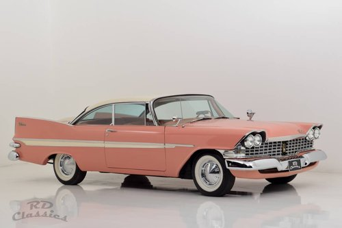 1959 Plymouth Belvedere 2D Hardtop Coupe For Sale (picture 2 of 6)