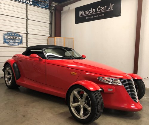 1999 Plymouth Prowler Bumper delete in Excellent condition SOLD (picture 1 of 6)
