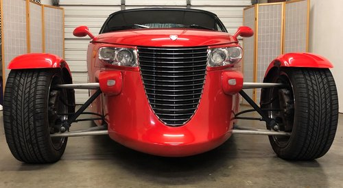 1999 Plymouth Prowler Bumper delete in Excellent condition SOLD (picture 2 of 6)