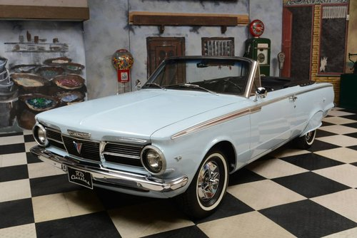1965 Plymouth Valiant Convertible For Sale (picture 1 of 6)