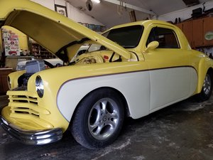 1949 Plymouth Business Coupe Street Rod  For Sale