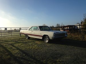 1967 PLYMOUTH FURY3 COUPE For Sale