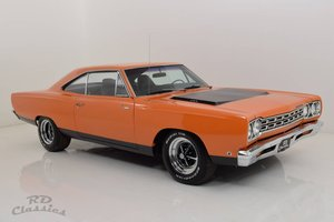 1968 Plymouth Satellite 440cui Liter Big Block For Sale