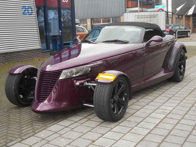 1999 PLYMOUTH PROWLER ! very rare roadster For Sale (picture 1 of 6)